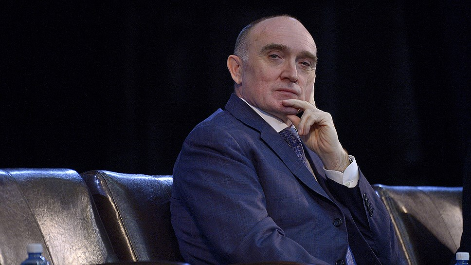 Экс-губернатор не согласен с «картелем» / Борис Дубровский оспаривает в суде обвинение в сговоре с «Южуралмостом»