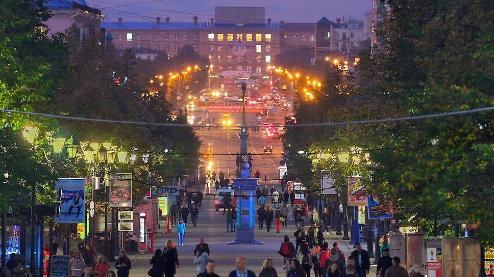 Челябинск не выпустят за границы / Экспертам представили проект нового генерального плана города