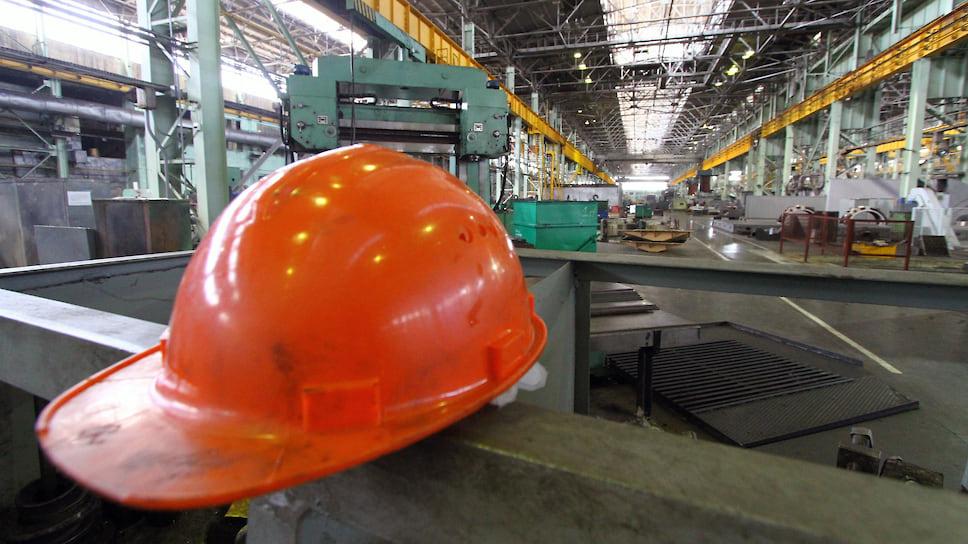 Машиностроение забуксовало / Предприятия отрасли в Челябинской области не заметили качественных улучшений