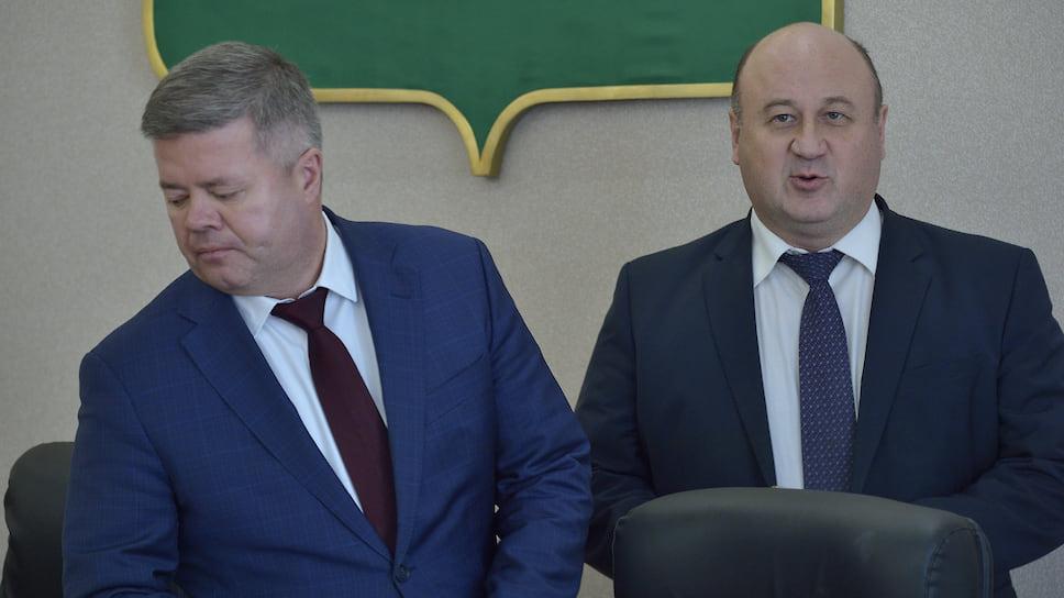 Территориям определили кураторов / У губернатора Челябинской области появятся два новых зама, ответственных за муниципалитеты