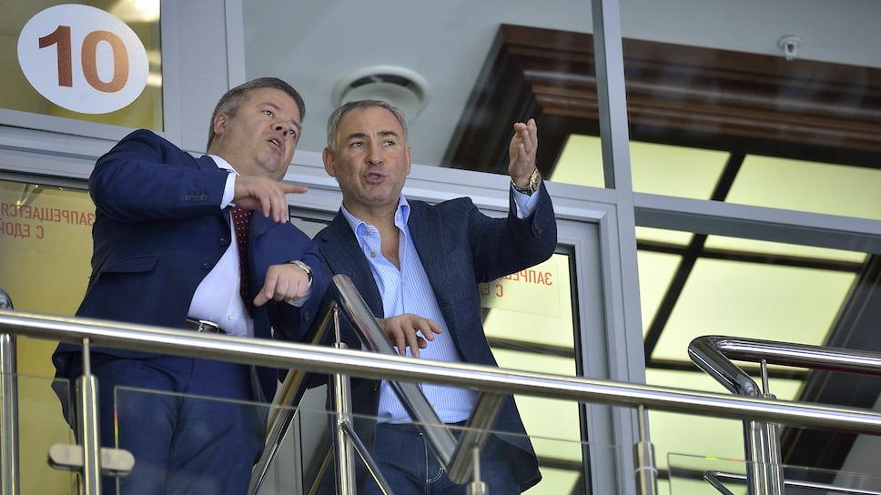 Ультрас объявили бойкот «Трактору» / Фанаты клуба требуют уволить гендиректора Бориса Видгофа