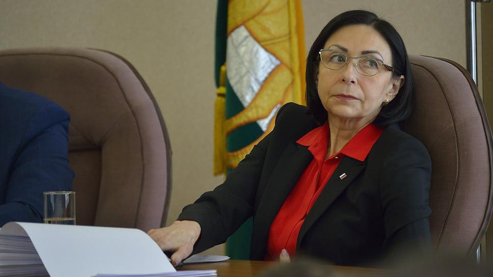 Определились на все 48 / Гордума единогласно выбрала Наталью Котову главой Челябинска