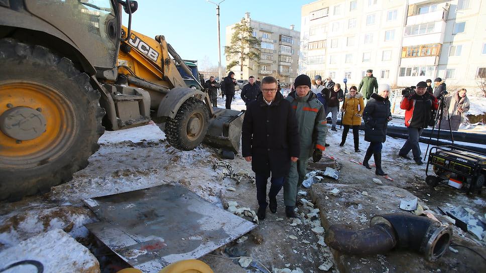 Военные не защитили от холода / В Челябинской области гарнизонный городок остался без отопления в морозы