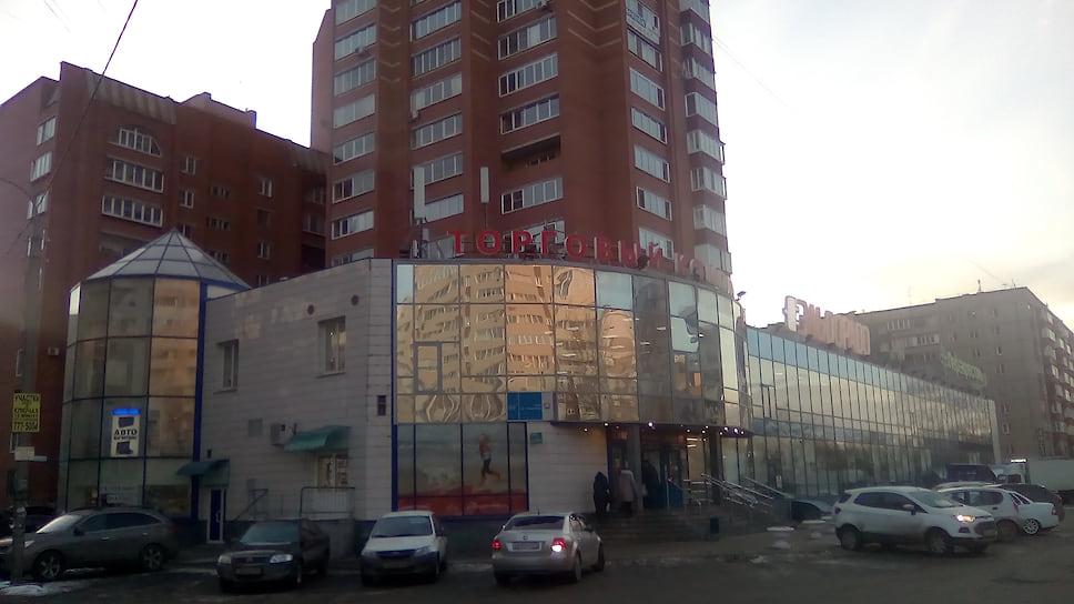 «Фрегат» отдают за четверть миллиарда / В Челябинске выставили на продажу торговый комплекс с федеральными арендаторами