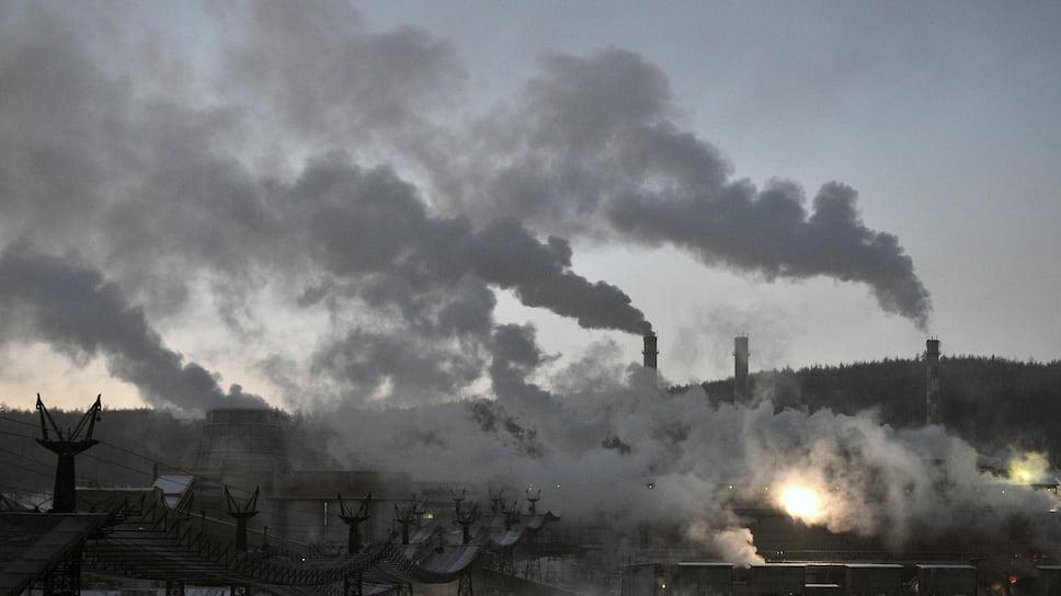 Выбросы собрали на сайте / В Челябинской области приступили к созданию единой системы экомониторинга предприятий