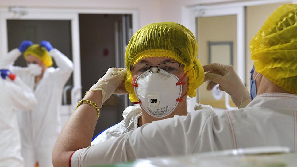 Врачи стали пациентами / В Златоусте 44 человека заразились коронавирусом в больнице