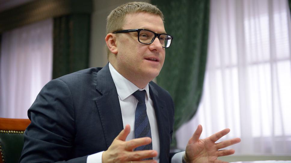 Градообразующие стремятся к системным / Алексей Текслер попросил Владимира Путина поддержать моногорода