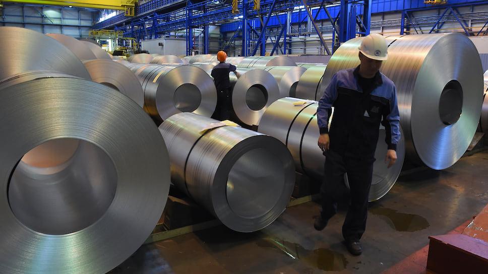 За коронавирусом заржавеет / Объем металлургического производства в Челябинской области снизился на 16%
