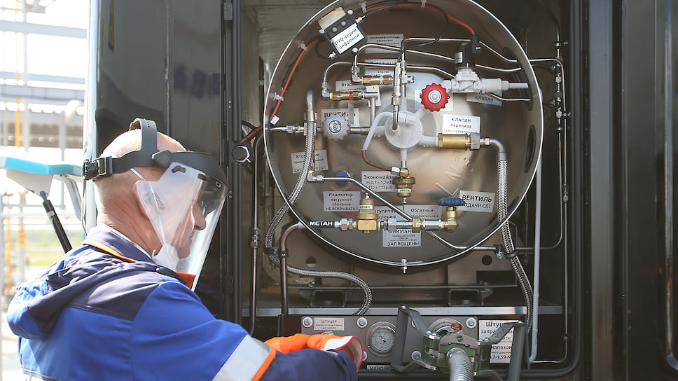 Челябинская область нажала на газ / В регионе открыли первый завод по производству СПГ