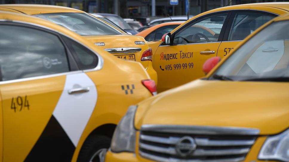 «Яндекс.Такси» не повезет / Водители в Челябинске бастуют из-за низкой оплаты труда