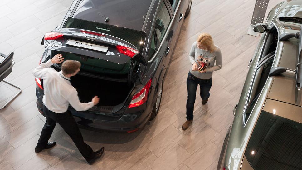 Пандемия ускорила авторынок / В Челябинской области продажи новых машин выросли почти на 13% в третьем квартале
