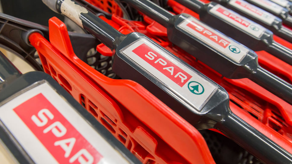 SPAR за четверть миллиарда / Один из крупных объектов торговой сети в Челябинске выставили на продажу