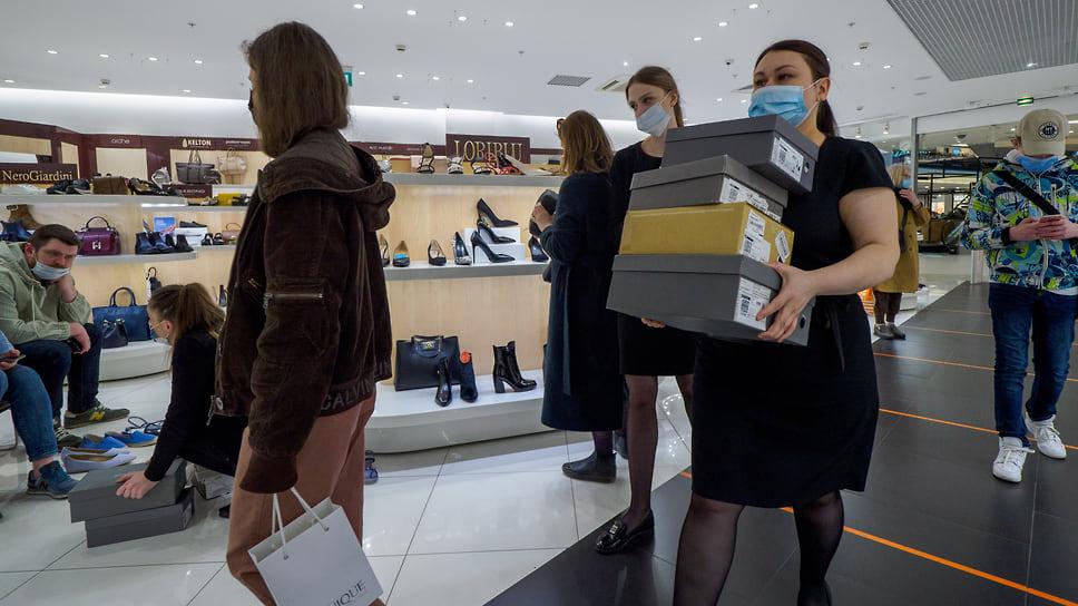 Трафик вышел в плюс / Посещаемость торговых центров Челябинска впервые превысила доковидный показатель