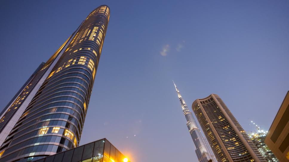 В Дубае челябинские чиновники проходили обучение по программе бизнес-школы «Сколково»