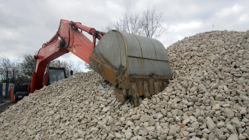 Предприятие добывает строительный камень в моногороде Миньяр