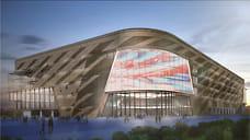 РМК представила концепцию спортивной арены в Челябинске
