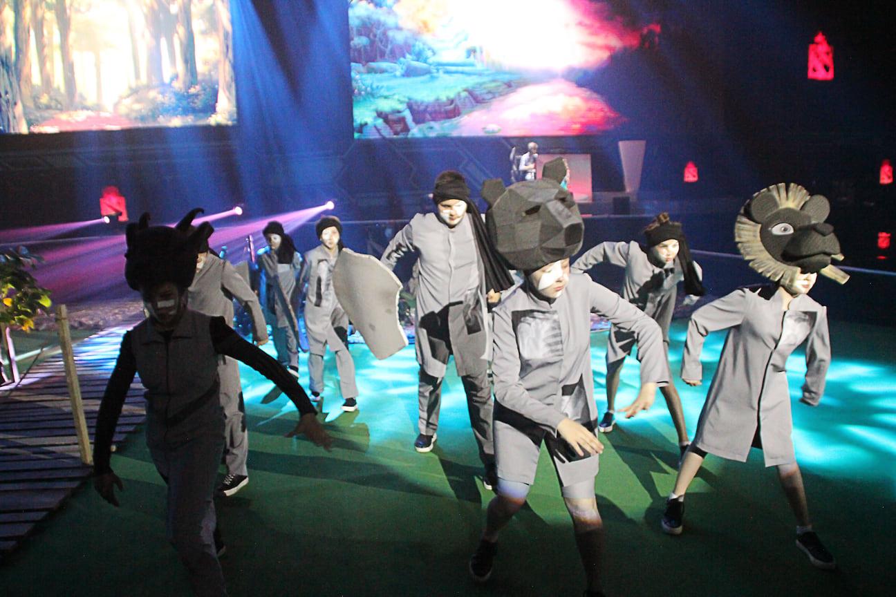 Чемпионат России по компьютерному спорту в Челябинске