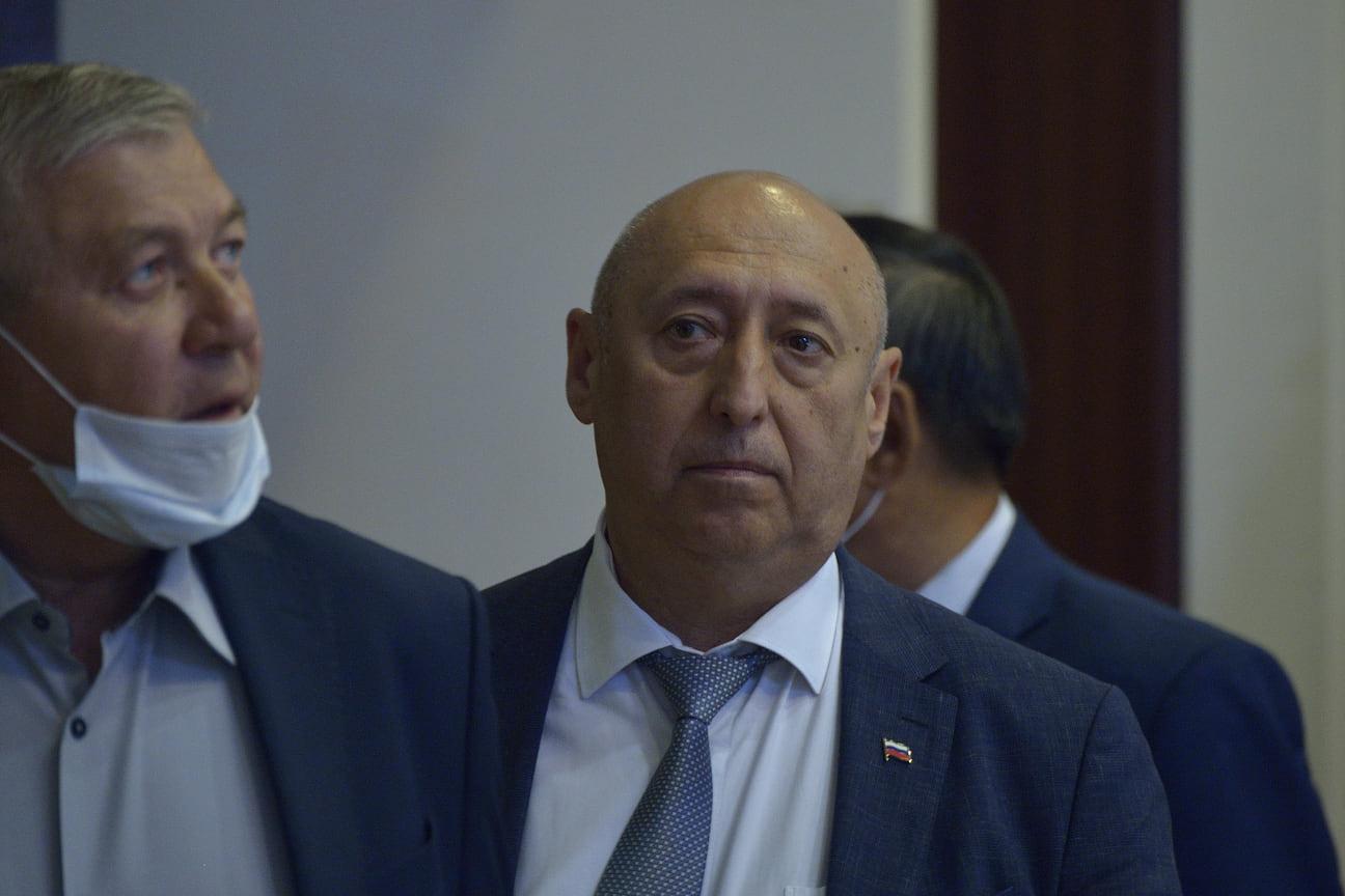 Обращение губернатора Челябинской области Алексея Текслера к законодательному собранию