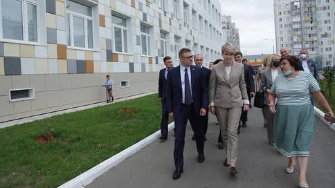 Алексей Текслер: «В Челябинской области настоящий прорыв в строительстве школ и детских садов»