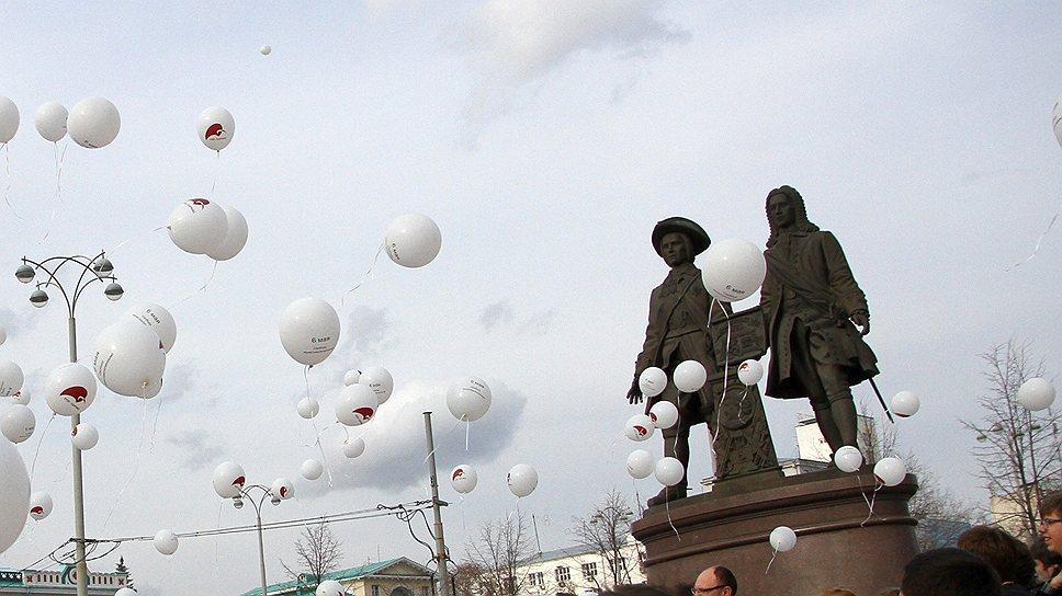 В Екатеринбурге не стали организовывать гайд-парк  на площади Труда, чтобы он не портил исторический облик города