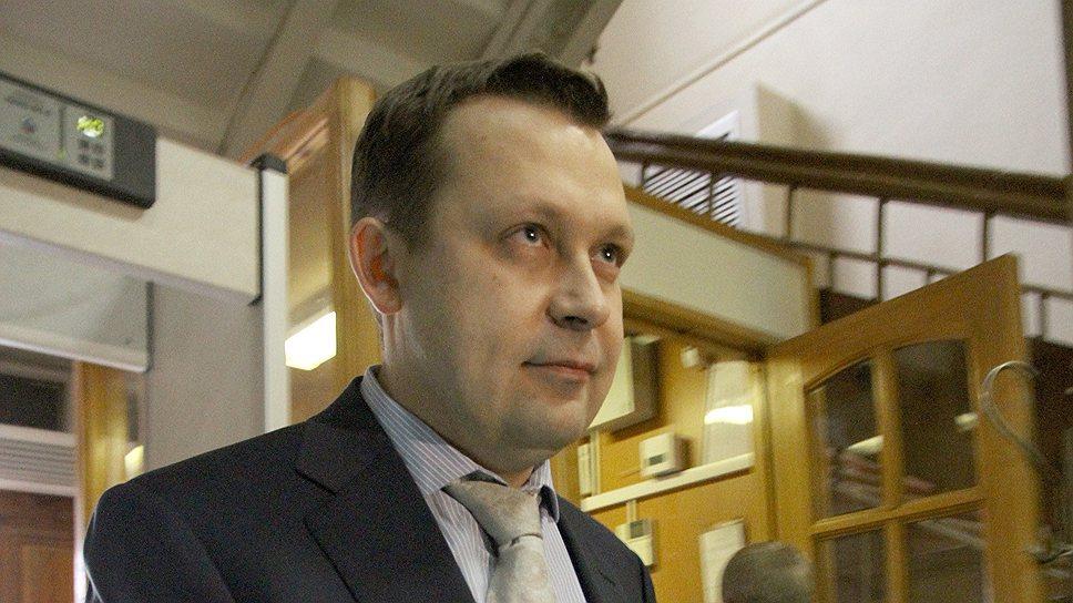 Евгений Софрыгин признал вину, чтобы не проводить год в суде