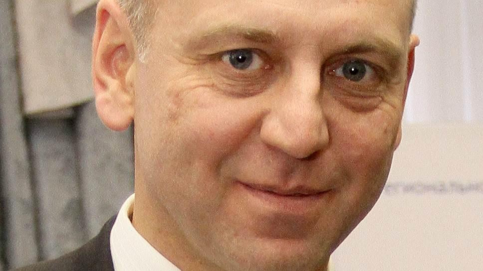 Председатель совета директоров Трубной металлургической компании и группы «Синара» Дмитрий Пумпянский