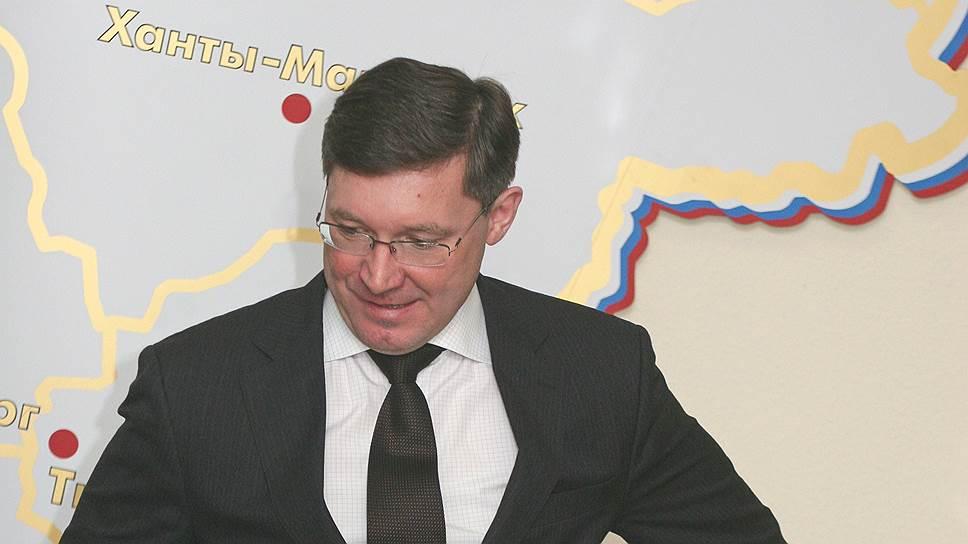 Автономные надежды / Владимир Якушев рассчитывает на выборах тюменского губернатора получить поддержку ХМАО и ЯНАО