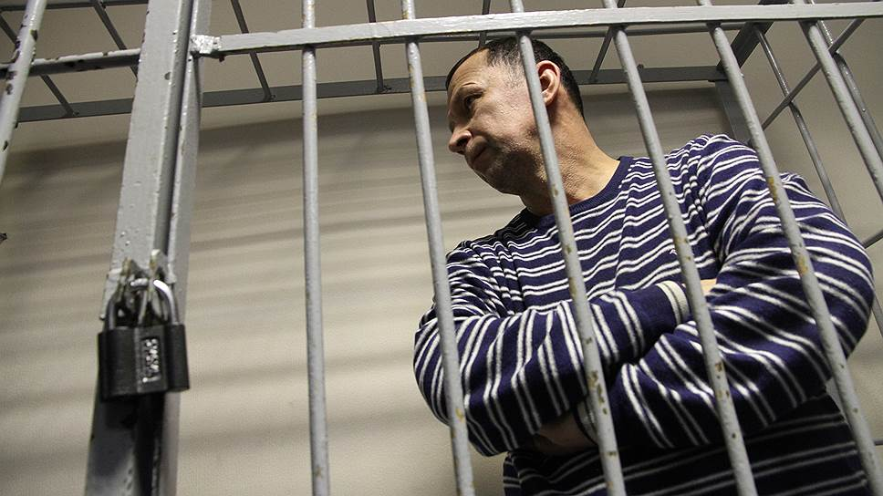 Суд арестовал бизнесмена Сергея Чувакова до 9 января 2015 года