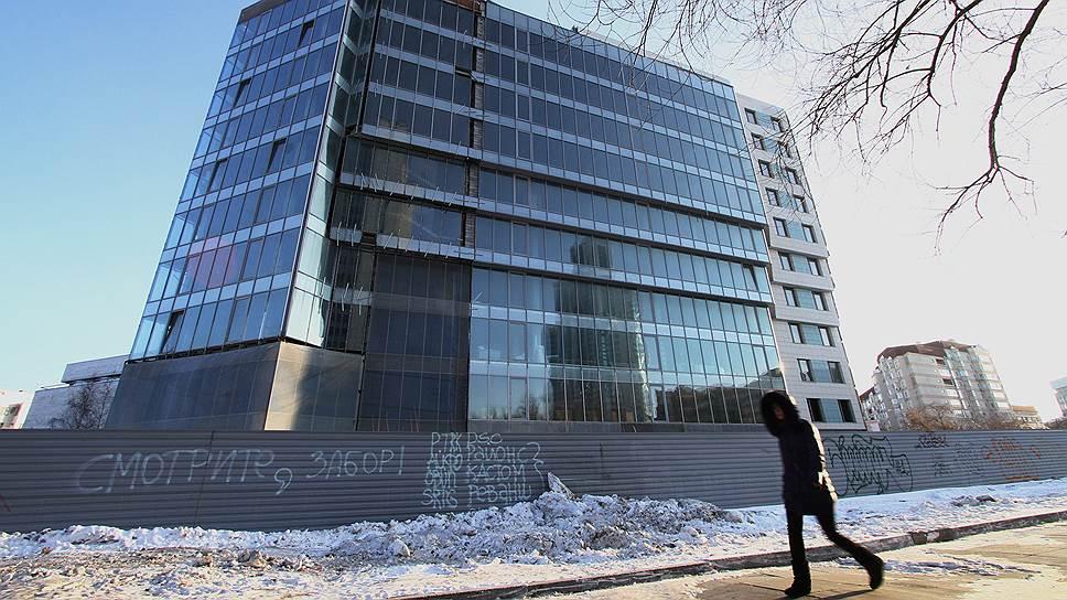 Как здание стало собственностью Свердловской области