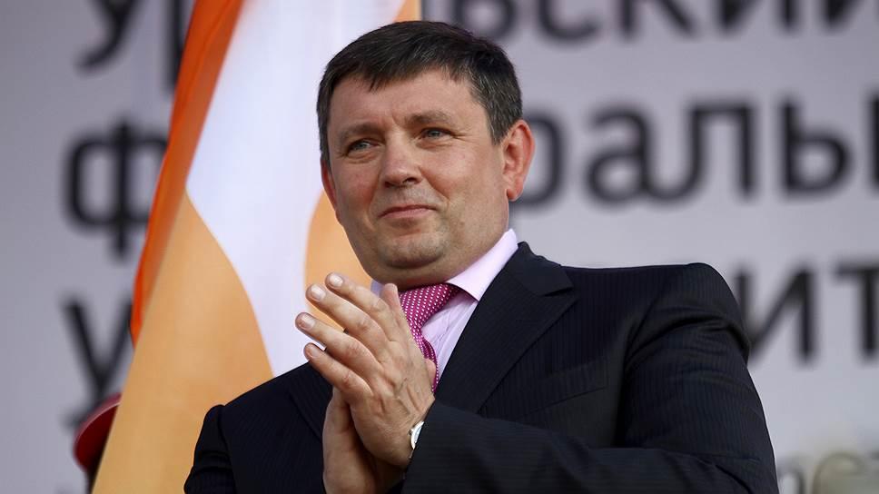 Ректор УрФУ Виктор Кокшаров проводит оптимизацию штата в соответствии с «дорожной картой» правительства РФ