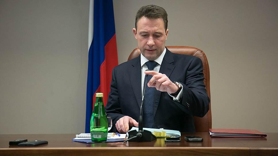 Уральский полпред рассказал о непростых ситуациях / Игорь Холманских подвел итоги 2016 года