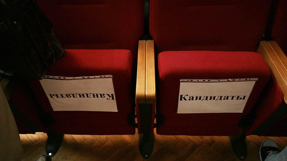 Трудности без выборов / Дума Дегтярска затягивает проведение конкурса на должность мэра