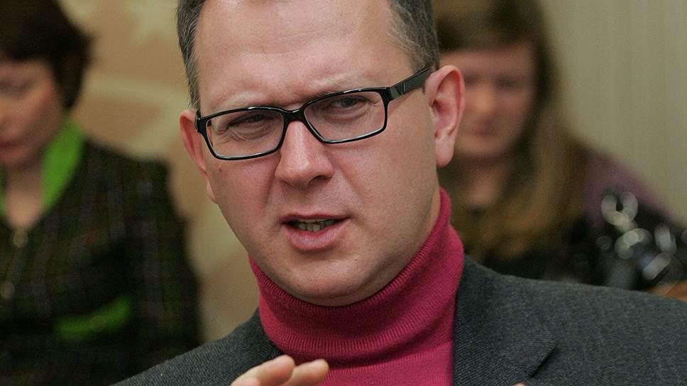 Александр Меренков стал первым, кто отправился в колонию за фальсификацию отчетности