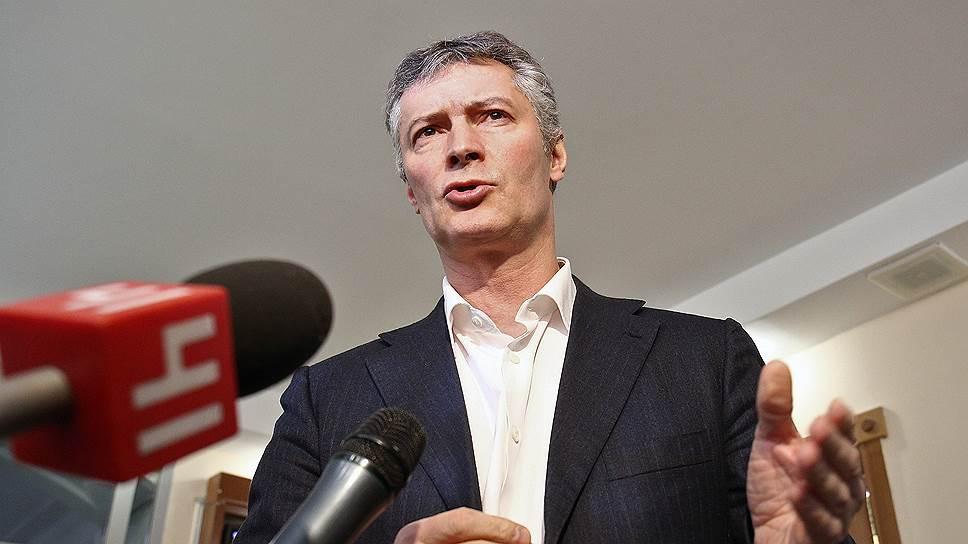 Евгений Ройзман готов к тяжелой и опасной работе / Глава Екатеринбурга заявил о желании стать губернатором