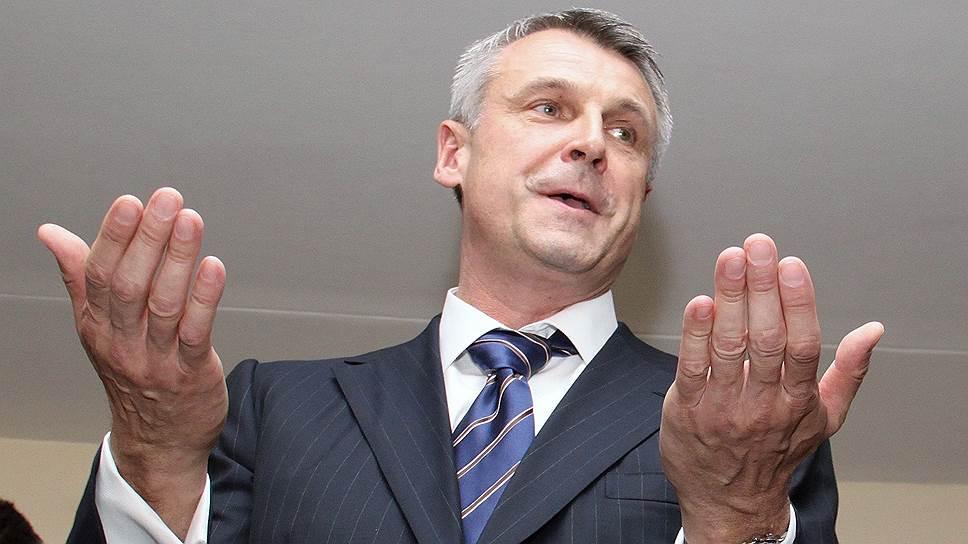 Мэр Нижнего Тагила Сергей Носов намерен поднять вопрос о сохранении RAE