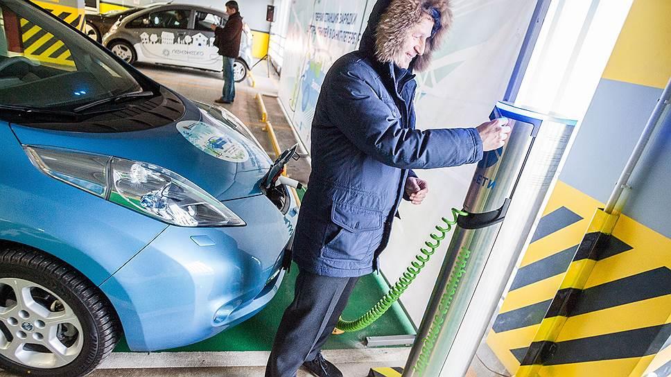 Урал зарядился на электромобили / «Россети» откроют в Югре две первые электрозаправки