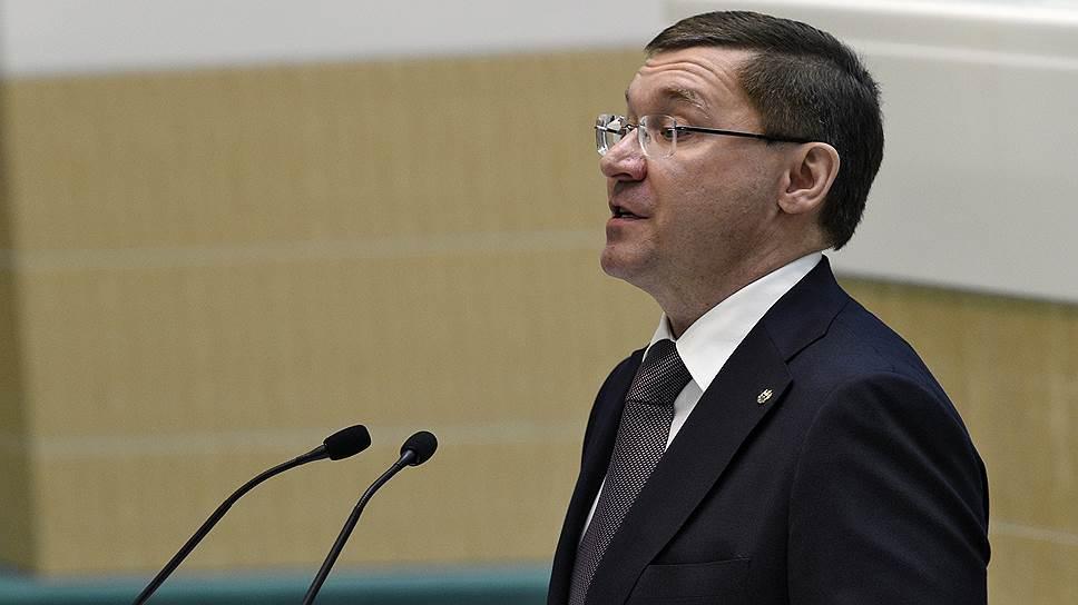 «Или вы проснетесь сами, или мы вас разбудим» / Глава Тюменской области Владимир Якушев назвал семь вызовов для региона в 2018 году
