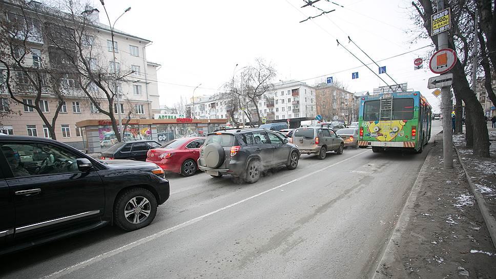 Как городские власти конфликтовали с ГИБДД