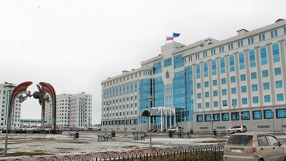 Власти Ямала полагают, что стали жертвой информационной атаки