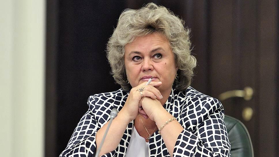 Гендиректор информагентства «Накануне.ру» Татьяна Николаева