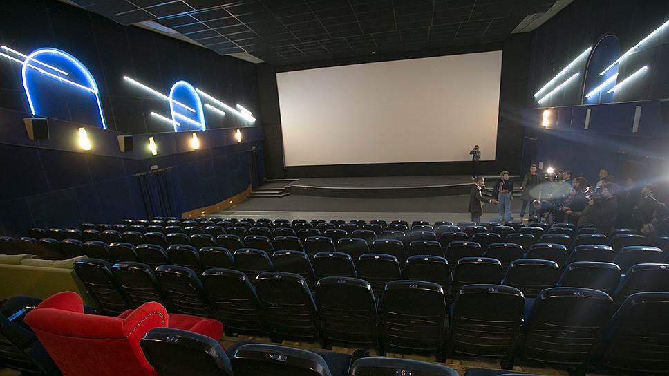«Колизей» наполнят авторским кино / Екатеринбургскому кинотеатру добавят буржуазности