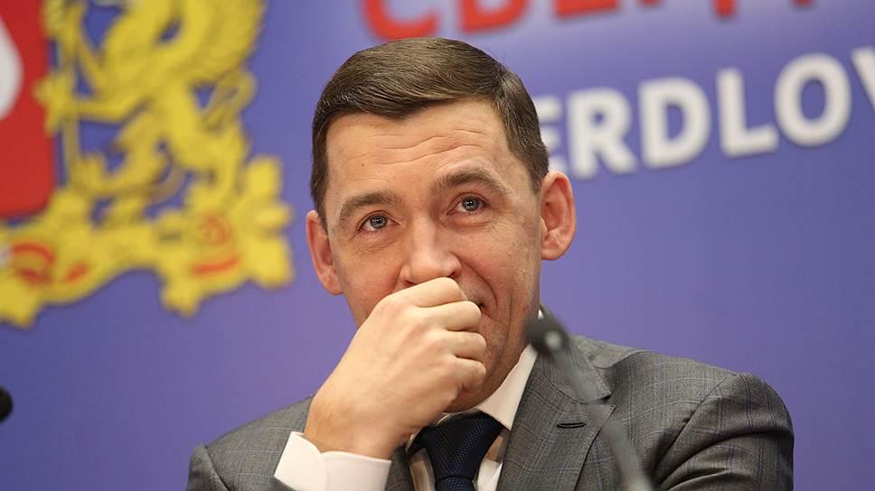 Мэру пообещали добавить вес / Губернатор намерен включить главу Екатеринбурга в состав правительства области