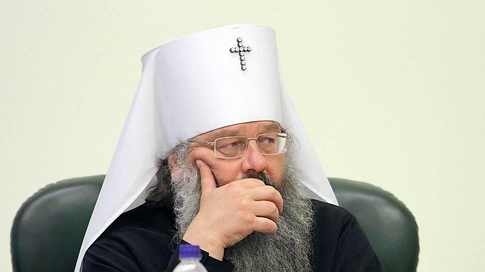 Митрополит Екатеринбургский и Верхотурский Кирилл уверен, что храм будет построен