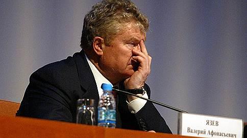 Остались без УМа  / Регулятор лишил лицензии бывший уральский банк экс-вице-спикера Госдумы Валерия Язева