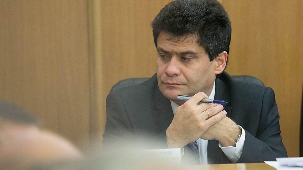 Глава Екатеринбурга Александр Высокинский готов к критике всвязи с повышением зарплат чиновников
