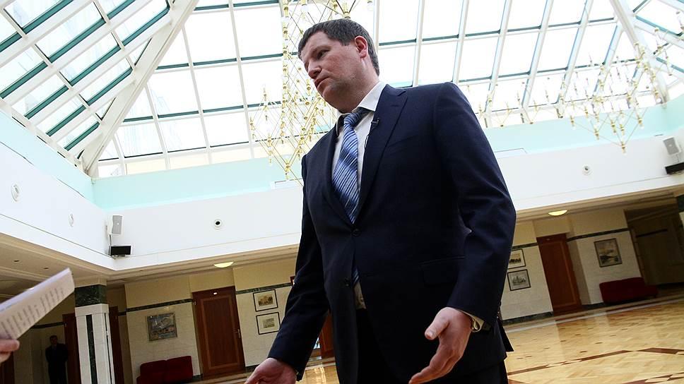 «Я человек не интрижный» / Новый заместитель губернатора Сергей Бидонько рассказал о методах и направлениях своей работы
