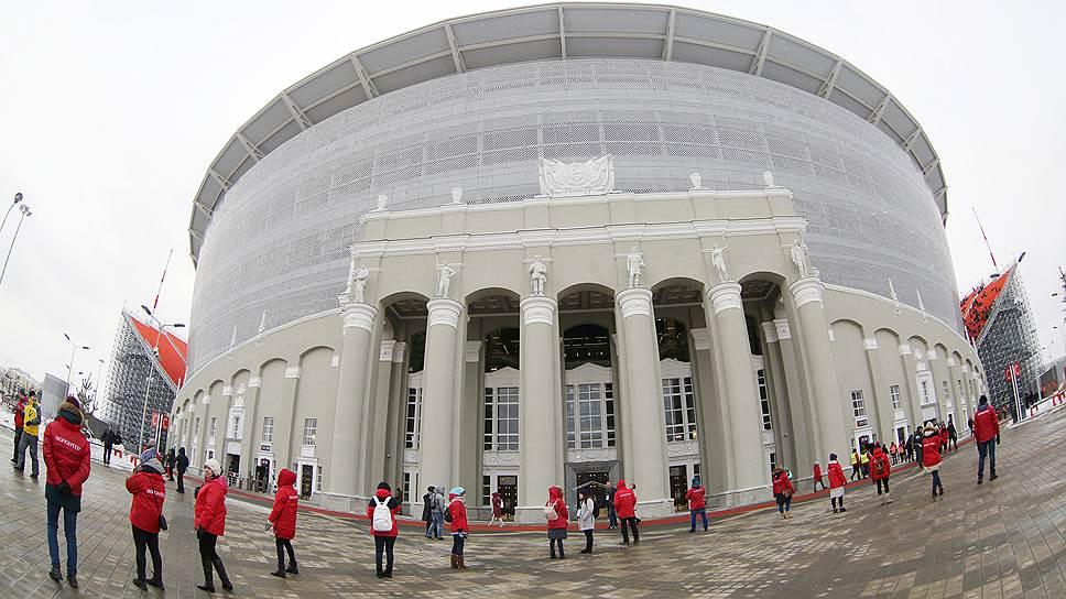 «Екатеринбург Арена» вновь меняет собственника