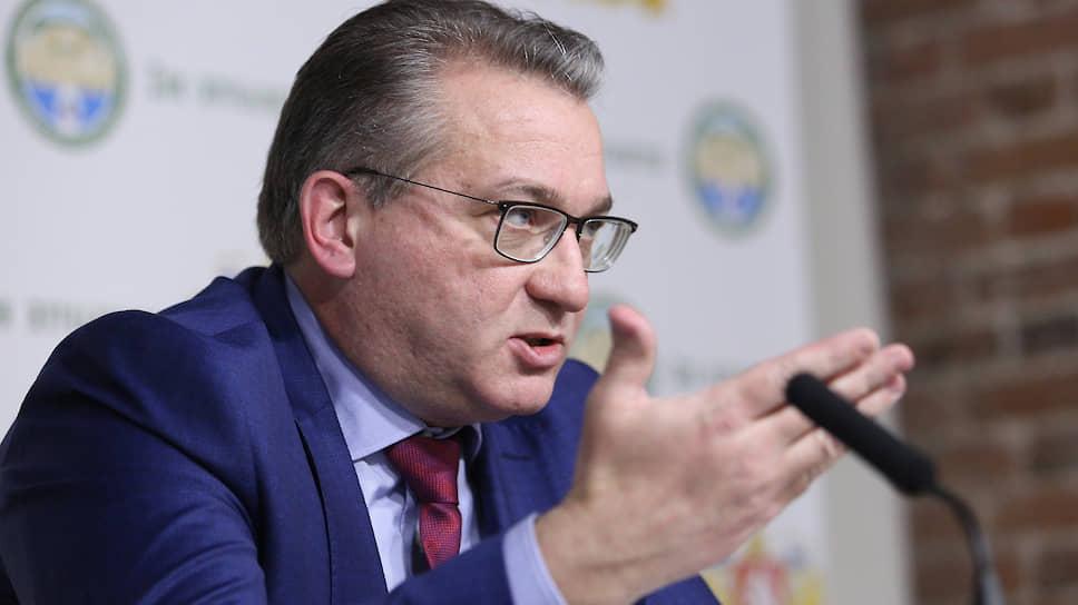 Вице-мэру припоминают «Водоканал» / Первый заместитель главы Екатеринбурга стал фигурантом уголовного дела