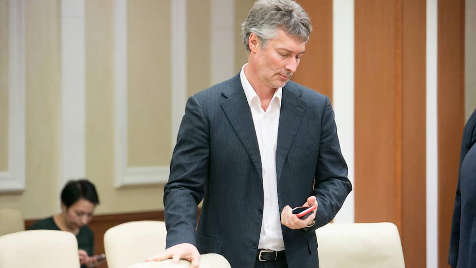 Евгений Ройзман не изменится без Партии перемен / Экс-мэр Екатеринбурга в любом случае готов идти на выборы в Госдуму