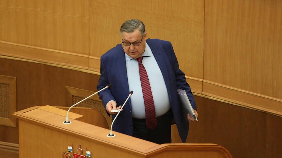 «Могло быть еще лучше» / Свердловские депутаты правят закон о налоге на имущество